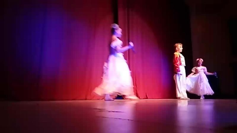 Хрустальные грани. Посвящение в танцоры вГусе vk.com/vguse