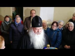 Архиепископ Орловский и Болховский провел в Орле первое богослужение. Как это было