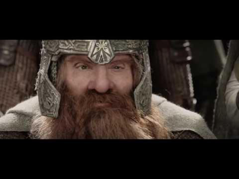 Legolas Touched Gimlis Tralala