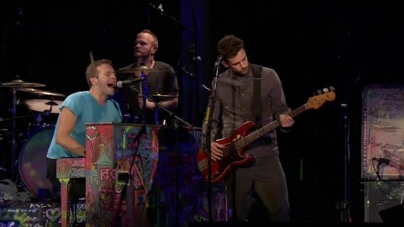 Coldplay - Politik (UNSTAGED)