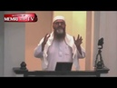 Texas Imam Hasan Khalil The Woman's Husband Is Her Path to Heaven She Should Submit to His Command