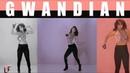 Gwandian Song | Dr. Zeus | Zora Randhawa | Richa Chadda | Varun Sharma | Hip Hop Dance by La Fonceur