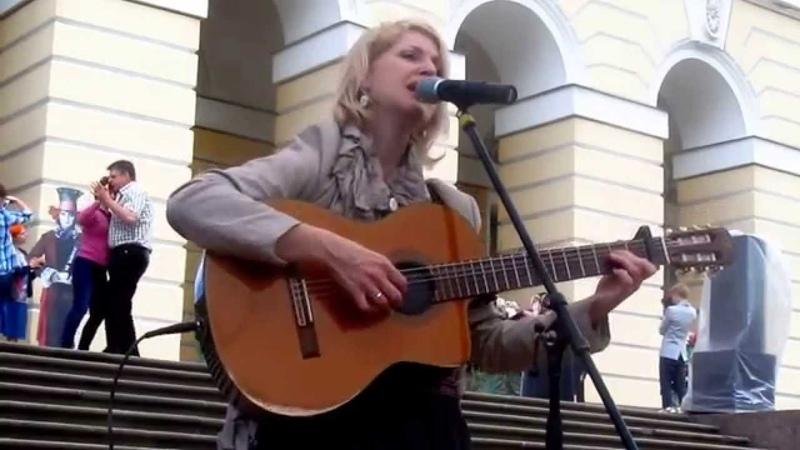 Алина Симонова - Танго. Посвящение А. Пьяццолле