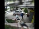 В Челябинске парень напал на пенсионеров