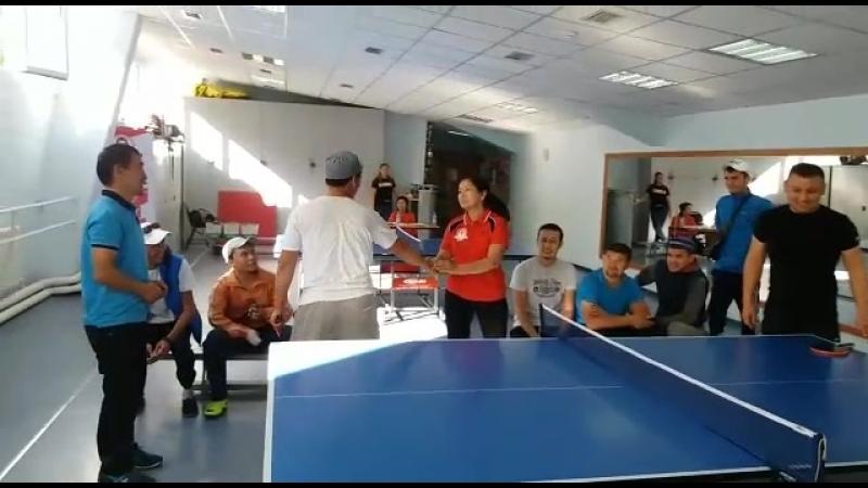 тенистен финал