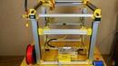 САМОДЕЛЬНЫЙ 3Д ПРИНТЕР СУПЕР ПРОЕКТ! D-Bot Core-XY СВОИМИ РУКАМИ НА НАПРАВЛЯЮЩИХ MGN12H