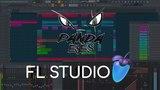 Panda Eyes - Radiate (Fl Studio Remake) FREE FLP