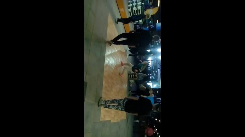 Брен танцы