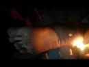 Needles fire foot torture