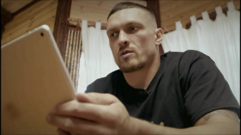 Перед боем. Мурат Гассиев - Александр Усик