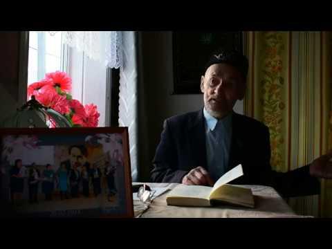Әнгам Атнабаевның 90 елына багышланган видео язма