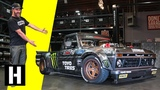 Ken Block's Hoonitruck Twin Turbo, AWD, 914hp, and Ready to Party in Gymkhana TEN