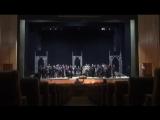 Мария Максакова на сцене Харьковской оперы