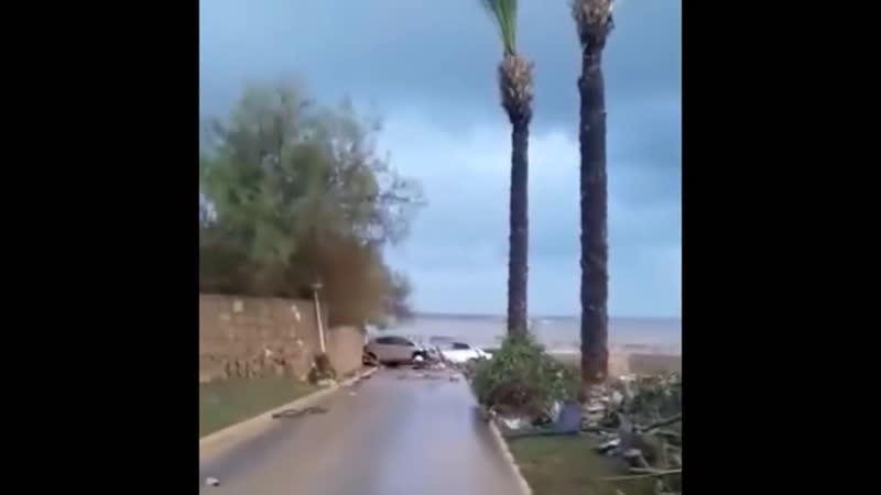 В последнее время произошли масштабные наводнения в Калифорнии, Турции, Индонезии, Саудовской Аравии