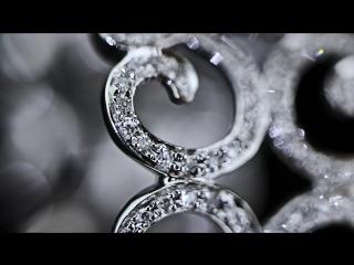 Роскошное золотое кольцо со 168 бриллиантами