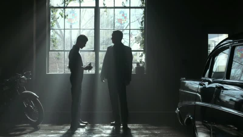 GOTHAM • SEASON 4x18• Bruce gets a gift from Alfred to his birthday