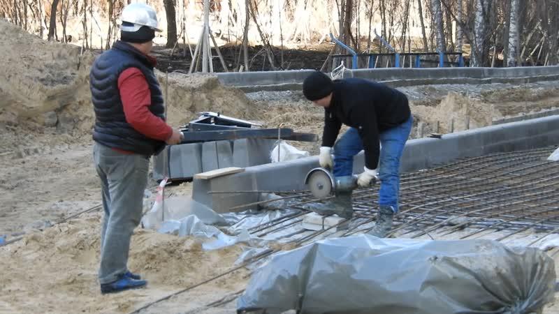 Etalonsadforum.com: ЖК Летний сад - готовность корпуса 2а - уже строят подъездную дорогу