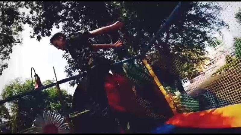 Jamal in trampoline 2 SWAG1