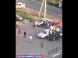 В Тамбове пьяный мужчина избил инспектора ДПС