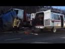 06.04.2018 Жесткая авария на горьковке