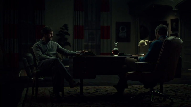 Hannibal and will 2X11 Have you ever been a father