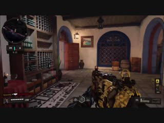 How to almost choke a nuked out in ffa. black ops 4