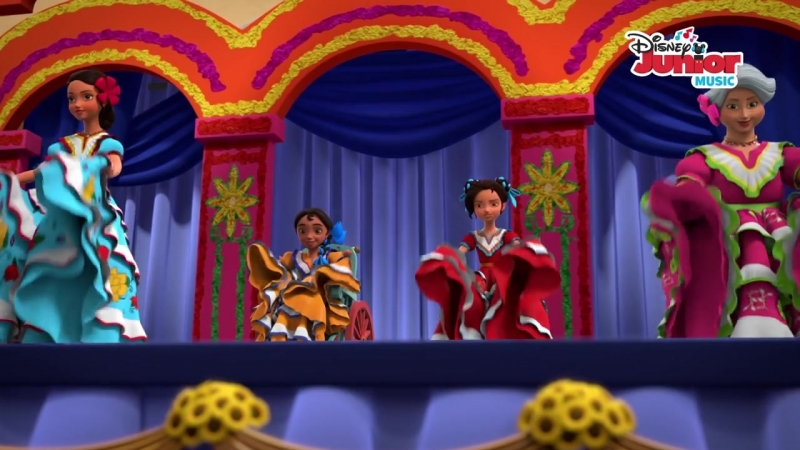 This New Day - Music Video - Elena of Avalor - Disney Junior