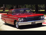 Автомобиль Pontiac Catalina Sport Coupe, 1960 года