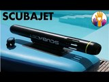 New invention SCUBAJET - Worlds first flexible water sports jet-engine