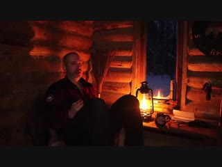 Bushcraft Log Cabin Project, Cast Iron Cooking and Im a Ramblin Man