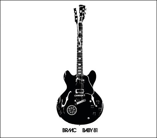 Black Rebel Motorcycle Club альбом Baby 81 (Standard Digital Album)