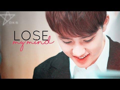 Kyungsoo ☆ lose my mind