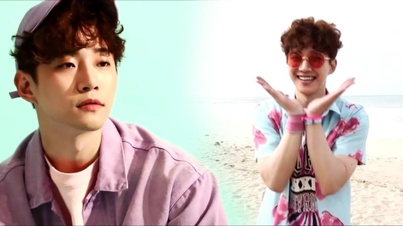 JUNHO (From 2PM) 2017 SS Jacket Shooting Ice Cream MV Making Movie