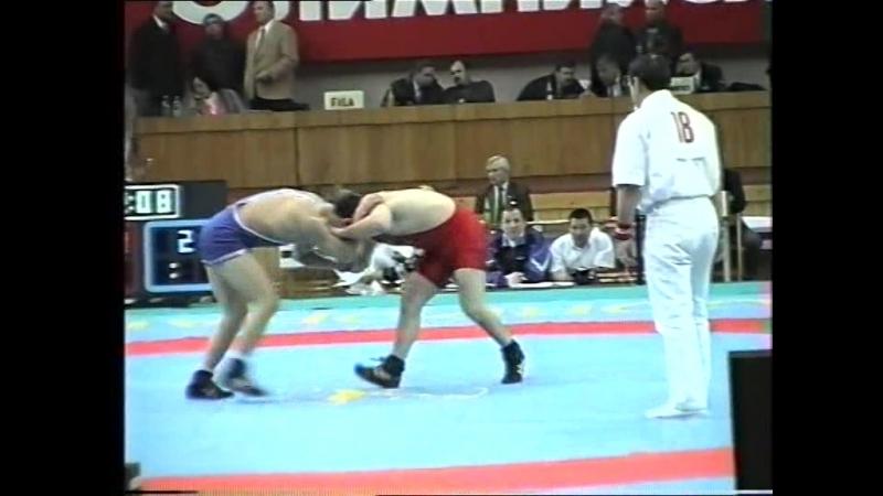 Ярыгин-1996 57 кг Багаутдин Умаханов-Артур Федоров
