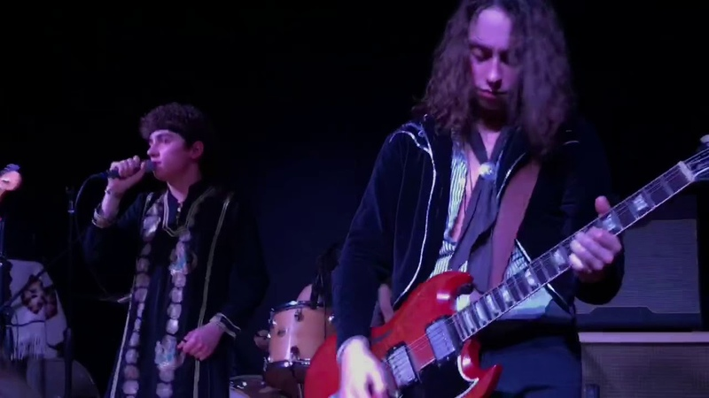 Greta Van Fleet Roadhouse Blues Hwy Tune Safari Song at Fischer Hall in Frankenmuth MI 1 12 18