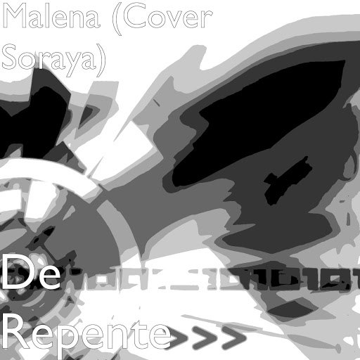 Malena альбом De Repente (Cover)
