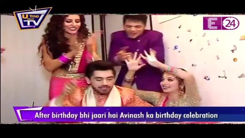 Avinash Mishra celebrates birthday