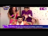 Avinash Mishra celebrates birthday