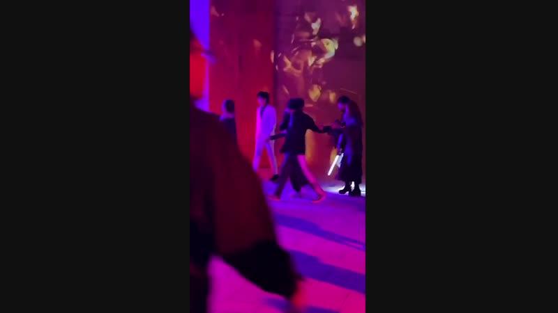 [FANCAM] 181116 @ Chivas Regal Night