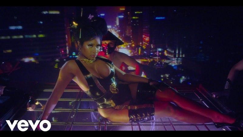 Nicki Minaj - Chun-Li [rap.ua]