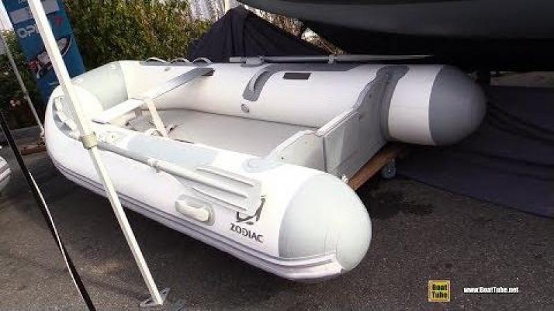 2017 Zodiac Cadet 310 Inflatable Boat - Walkaround - 2017 Annapolis Sail Boat Show
