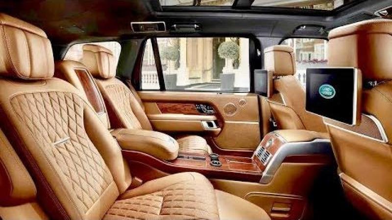 2019 Range Rover Autobiography - Luxury SUV