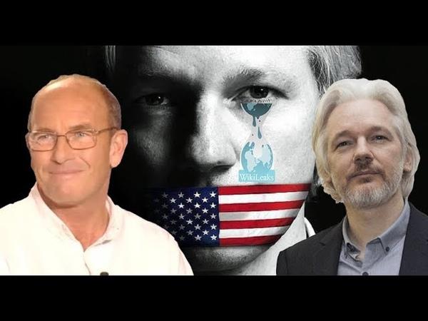 Etienne Chouard Wikileaks La Vérité Sacrifiée Julian Assange