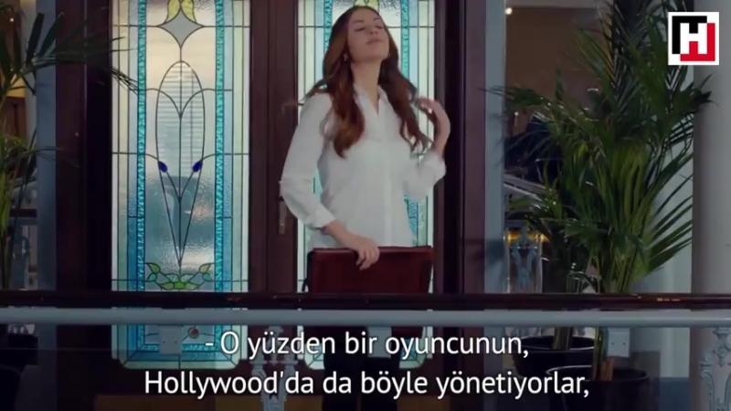 Интервью Эды для Hürriyet
