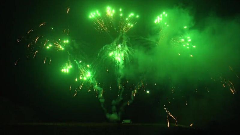 009 red light tail spray brocade crown red peony and light tail spray brocade crown green peony
