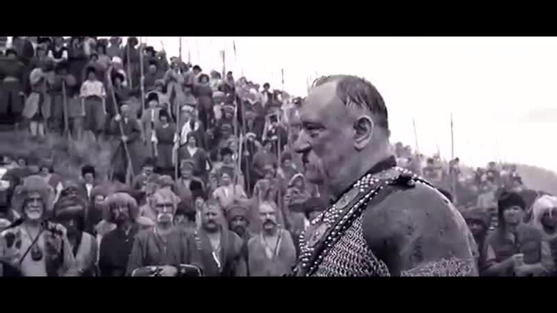 Легендарная речь Тараса Бульбы о русском товариществе