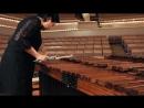 944 J S Bach - Fantasia and Fugue in A minor BWV 944 - DoubleBeats, percusión