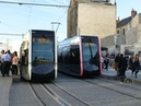 France: Tramway de Tours, travel without overhead wires