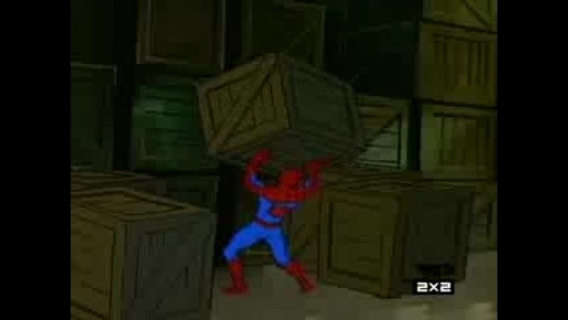 Человек-паук и его удивительные друзья. 1 сезон 12 серия