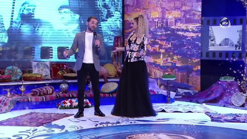 Pərviz Bülbülə və Türkan Vəlizadə - Leyli Məcnun